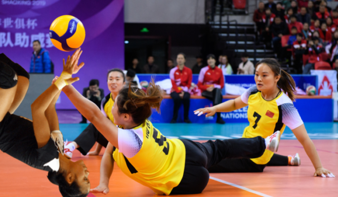 Volleyball: The Main Technical Gestures
